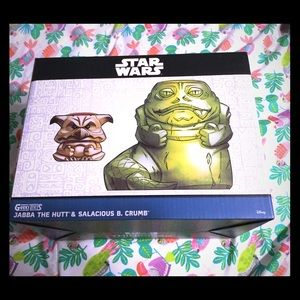 Star Wars Jabba the Hutt Geeky Tiki Mug Set